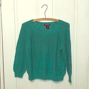 Body Central high cut sweater